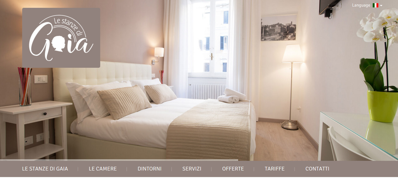 Bed & Breakfast a Roma